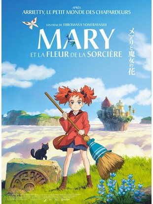 MARY AND THE WITCH S FLOWER