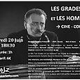 """Ciné Concert """"Les grades et les hommes"""""""