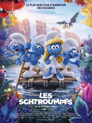 LES SCHTROUMPFS 3