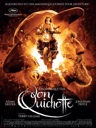 The Man Who Killed Don Quixote Distributeur (L'Homme Qui Tua Don Quichotte)