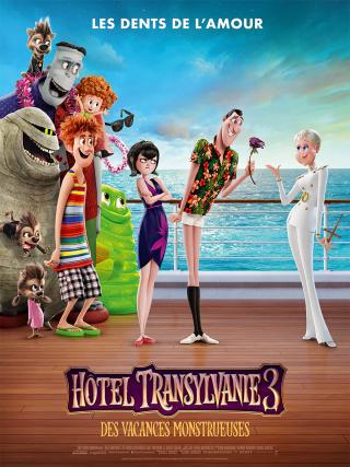 Hotel Transylvania 3- Summer Vacation (HÔTEL TRANSYLVANIE 3- Des Vacances Monstrueuses)