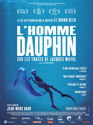 L HOMME DAUPHIN SUR LES TRACES DE JACQUES MAYOL