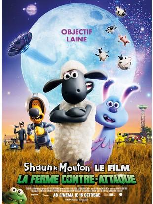 SHAUN LE MOUTON LE FILM FERMAGGEDON