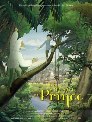Le voyage du prince affiche