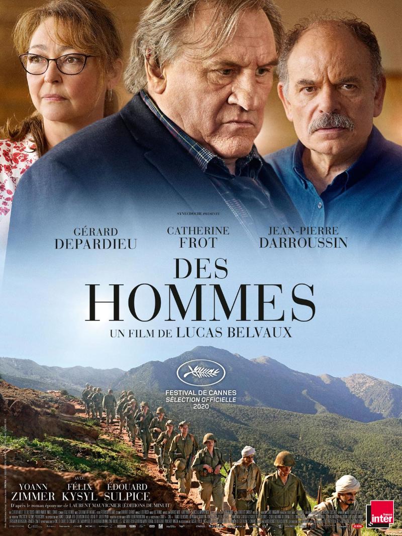 DES HOMMES.