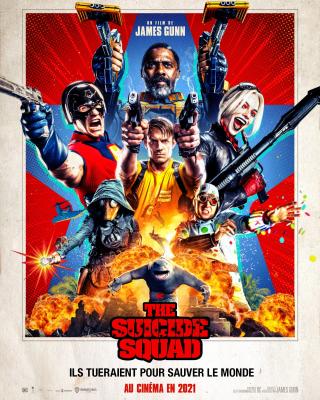 The Suicide Squad (THE SUICIDE SQUAD)