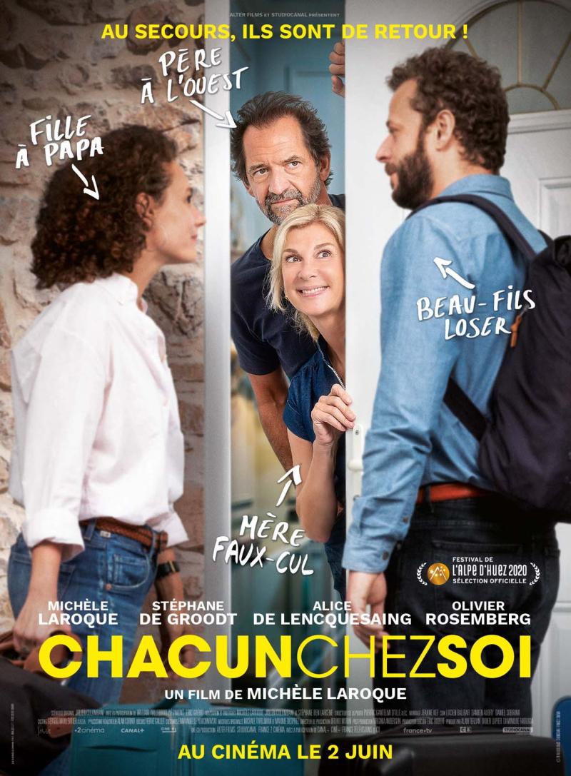 CHACUN CHEZ SOI.