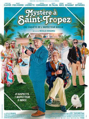 Mystere a St-Tropez
