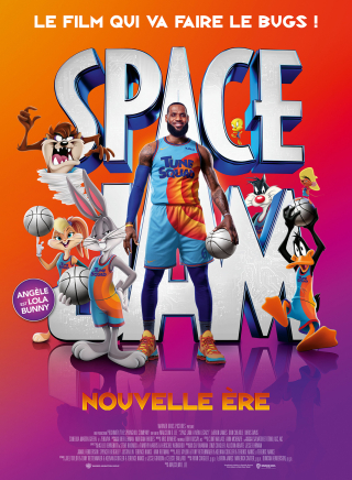 Space Jam- A New Legacy (SPACE JAM - Nouvelle Ère)